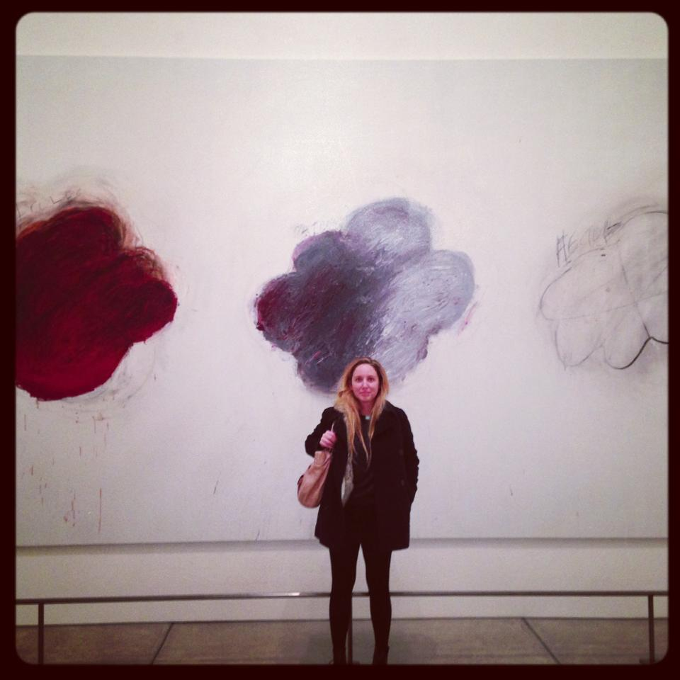 """Cy Twombly """"Shades of Achilles, Patroclus, and Hector"""", part of """"Fifty Days at Iliam"""" (1977)"""